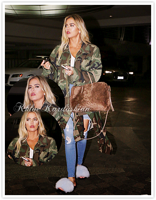 ___ARRIVING AT HER HOTEL - 16 AOUT 2016