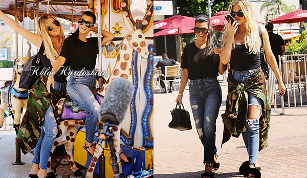 ___SHOPPING WITH KOURTNEY - 23 AOUT 2016