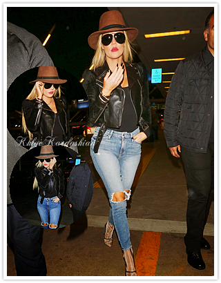 ___AT LAX AIRPORT - 20 OCTOBRE 2016