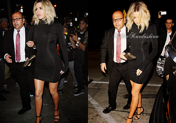 ___ARRIVING AT JIMMY KIMMEL - 03 NOVEMBRE 2016