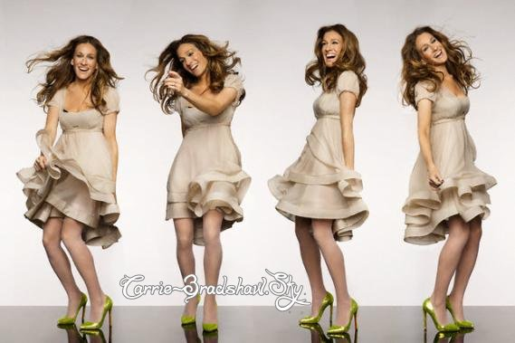 Sarah Jessica Parker , Photoshoot 2008 !