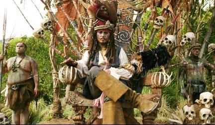 Jack et les indigènes