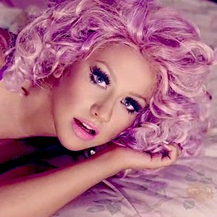 Christina Aguilera : The Beautiful Day