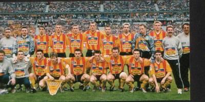 l'équipe de calais finaliste de la coupe de france 2000
