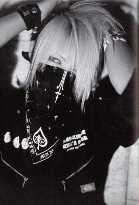 La vie et les passions d'une inconditionelle du punk