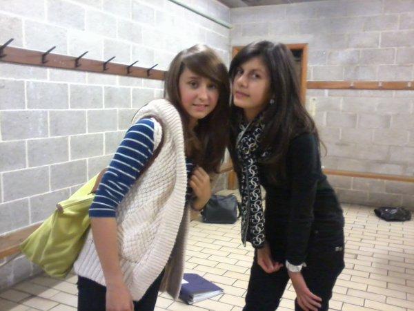 Clara et Elena