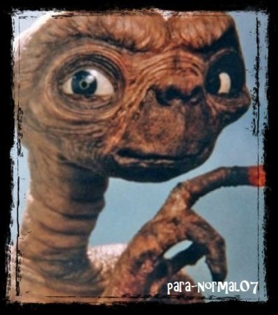 un alien?