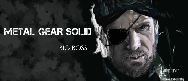 Metal Gear Solid: Big Boss