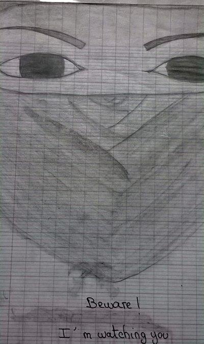 [Quelques dessins..] Fin des dessins pokémons + autres dessins fait au crayon a papier (joyeux :3)