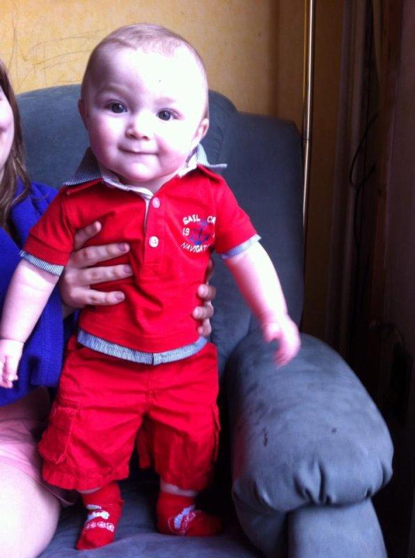 Alessio ============= Mon fils , mon bonheur chaque jours ! <3