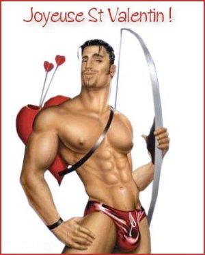 Un peu en retard...pour les copinautes célibataires pour la St Valentin^^