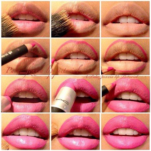 pink lady lips