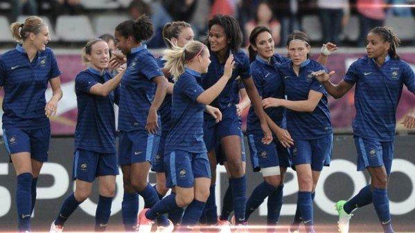 football féminin 2014