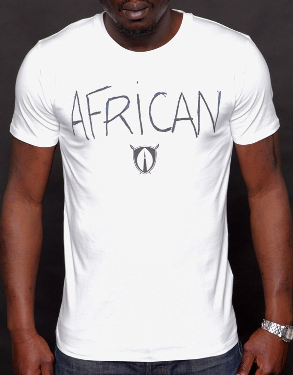 T-shirt AFRICAN ARMURE « African »