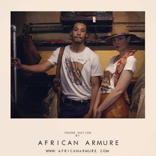 #AfricanArmure www.africanarmure.com