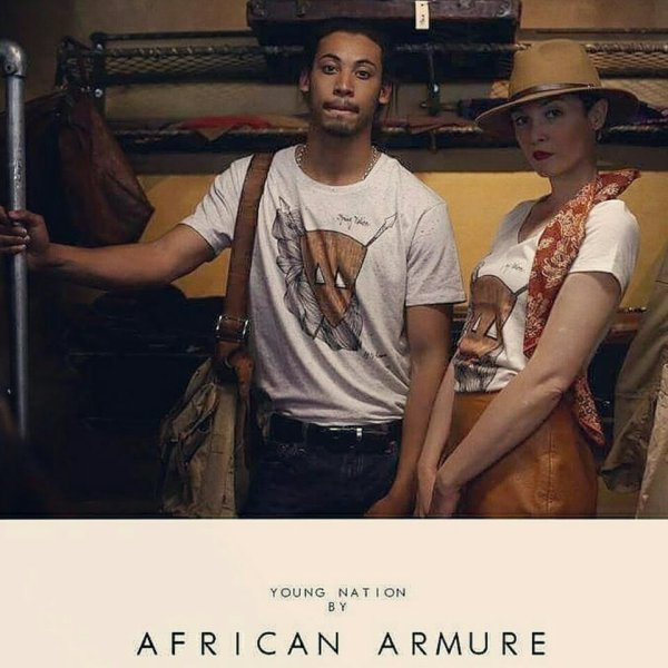 Www.africanarmure.com #YoungNation by #AfricanArmure