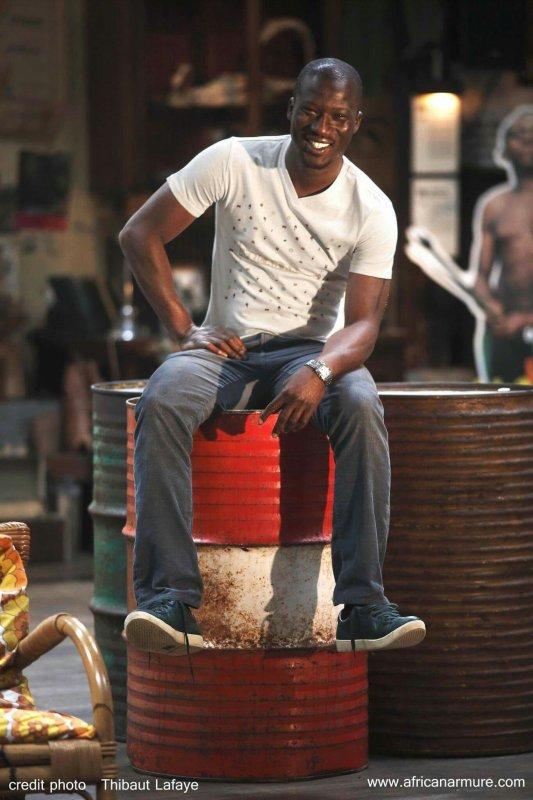 Www.africanarmure.com #africanarmure #papoudabo