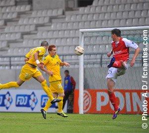 CDL: Nantes qualifié !