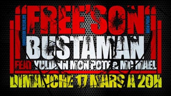 Bootleg' / Free'Son - BUSTAMAN feat YULIANN & MC' MAËL (2013)