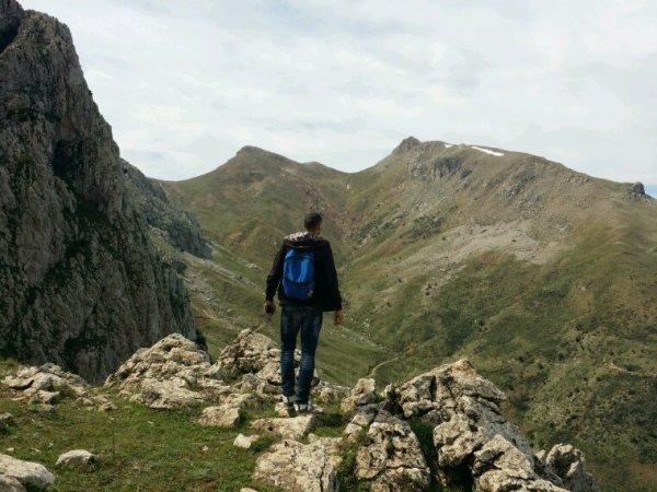 Belle montagne de kabylie et de quelle vaconces que je parle  wooooow