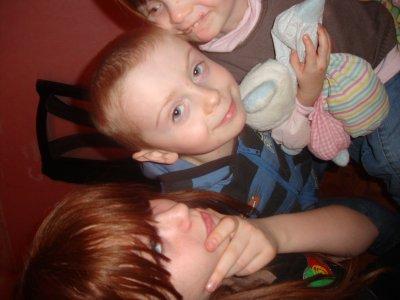 moi,ma filleul et mon neveu
