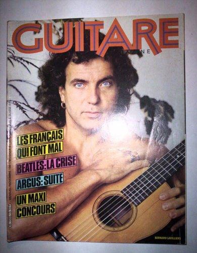 une vieille revue....