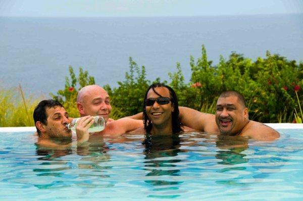 La Réunion 2012  Un repos bien mérité