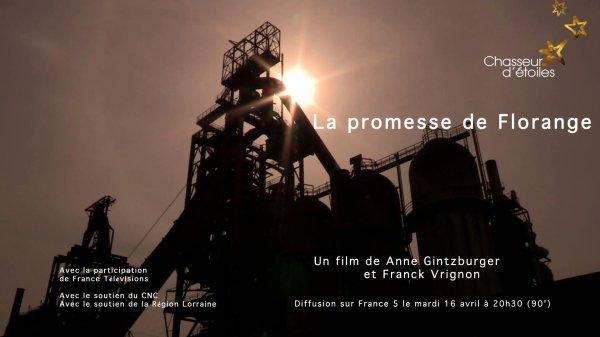 """*La promesse d'une visage"""" sur France 5"""