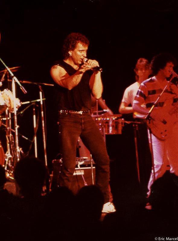 FORUM DES HALLES 2 FEVRIER 1984