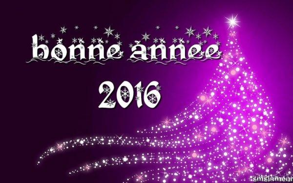 Que cette nouvelle année vous apporte tout ce dont vous rêvez
