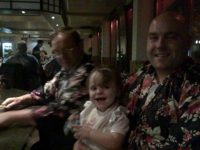 Voila choco et sa fille