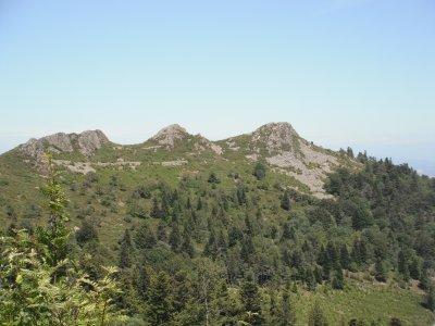Ballade au Col de l'oeillon - Pic des 3 dents