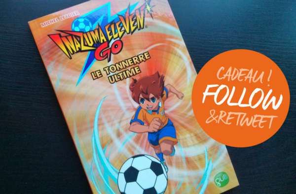Concours Inazuma sur Twitter ! Un Manga à gagner !