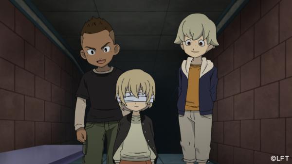 Qui sont ces trois là ?