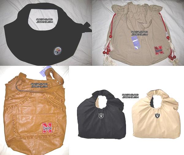 .  Découvert le 13.06.11 - Voici de nouveaux sacs à mains de la marque Touch by Alyssa Milano.  .