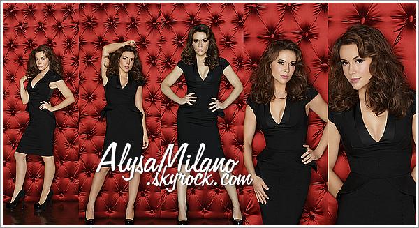 . 8 nouvelles photos promos d'Alyssa pour la saison 1 de Mistresses sont sorties. Popop! C'est quoi ça ? Elle est magnifique ! Franchement, j'aime toutes les photos.. N'hésite pas à donner ton avis.