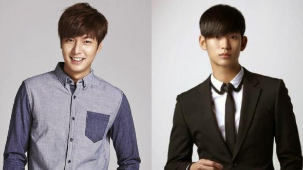 Pourquoi les fans de Lee Minho et Kim Soo Hyun se disputent-ils ?