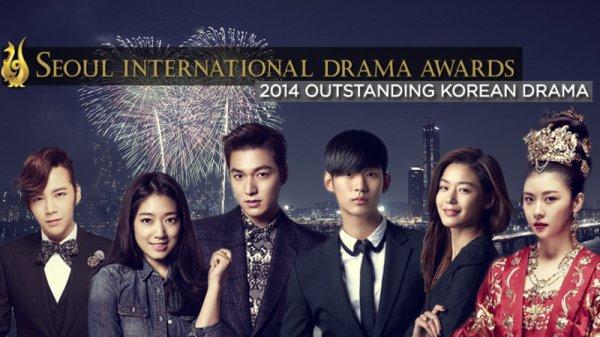 Seoul International Drama Awards 2014 : Votez pour vos acteurs et dramas préférés !