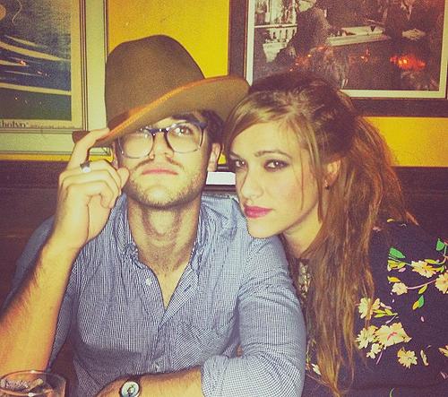 Darren & Mia.