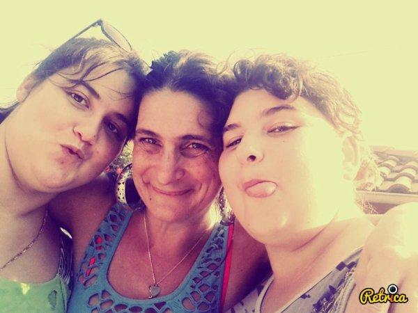 mes filles et moi