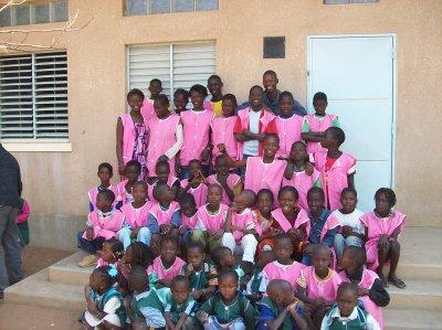 Sénégal 2010 les enfants de Nguérigne
