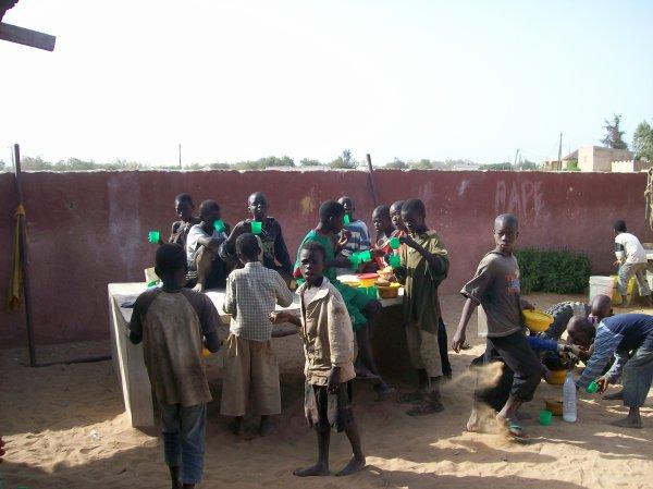 Sénégal avril 2012