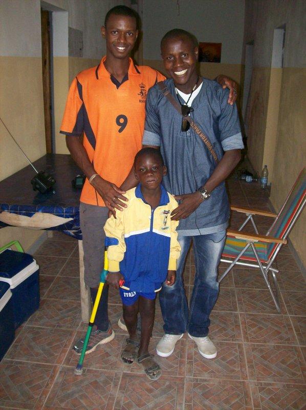 Nouvelles du centre d'accueil Sénégal avril  2012