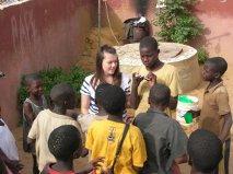 Sénégal juillet 2012 Remerciement