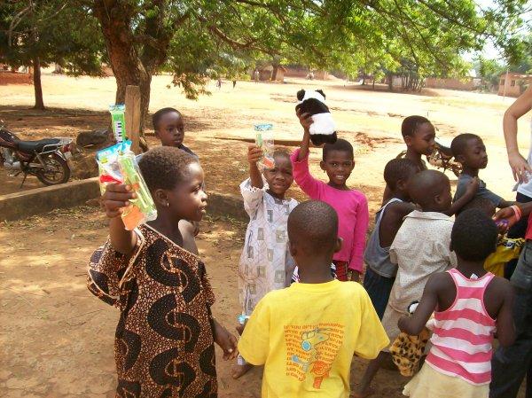 Noël toujours Togo 2012