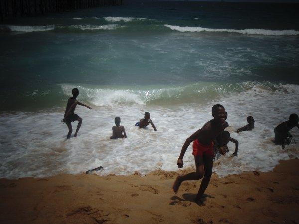 Remerciement Togo aout 2014