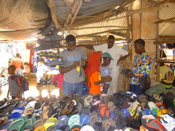 Remerciement Togo octobre 2014