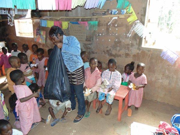 Remerciement Togo janvier 2015