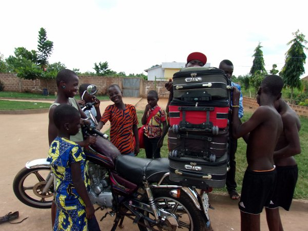 Nos orphelins Gati aout Togo 2015