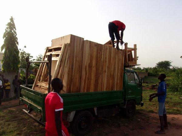 Nos orphelins Gati novembre Togo 2015